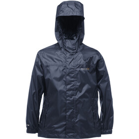 Regatta Pack-It II Veste imperméable Enfant, midnight